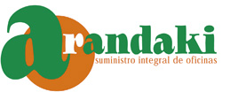 Logotipo Arandaki